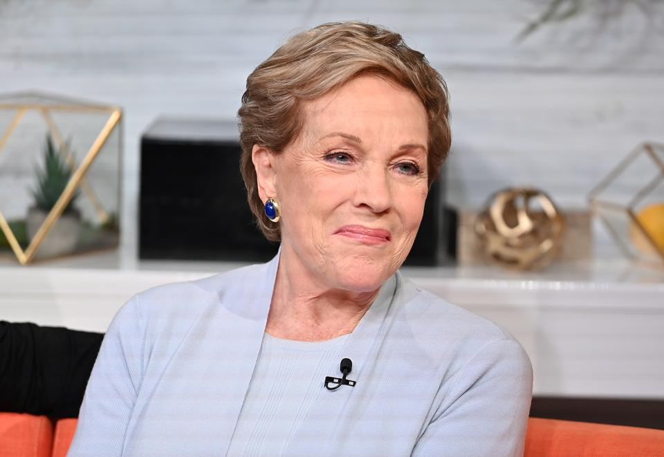 Five Things Julie Andrews Revealed about 'The Sound of Music' in Her New Book, 'Home Work'