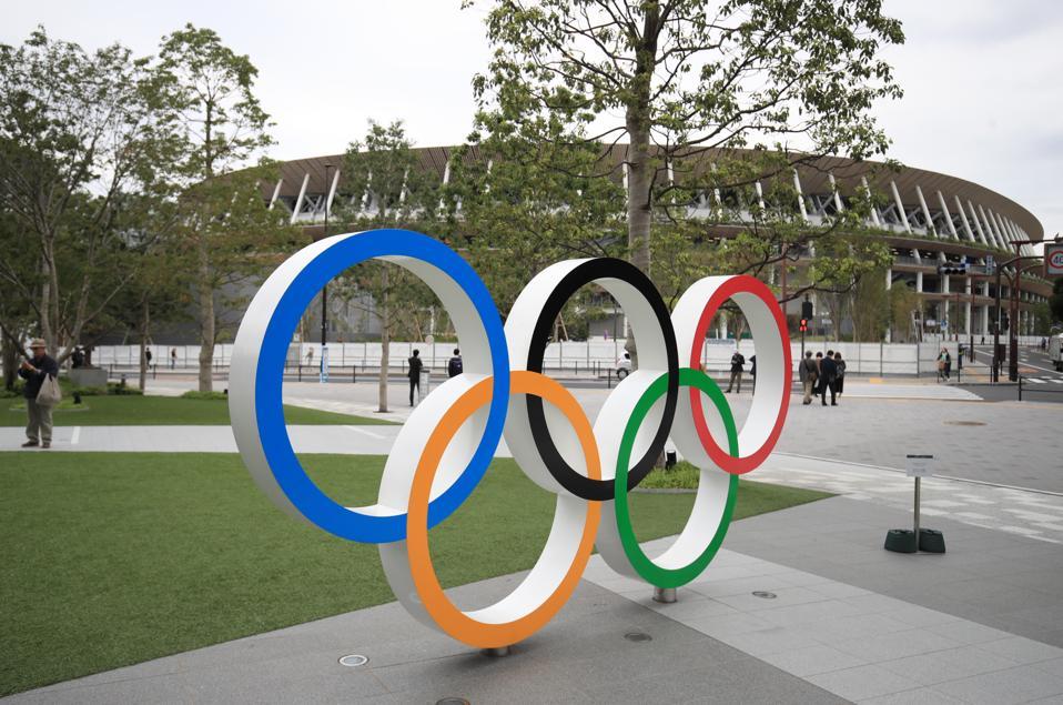 2020 Olympics General Views
