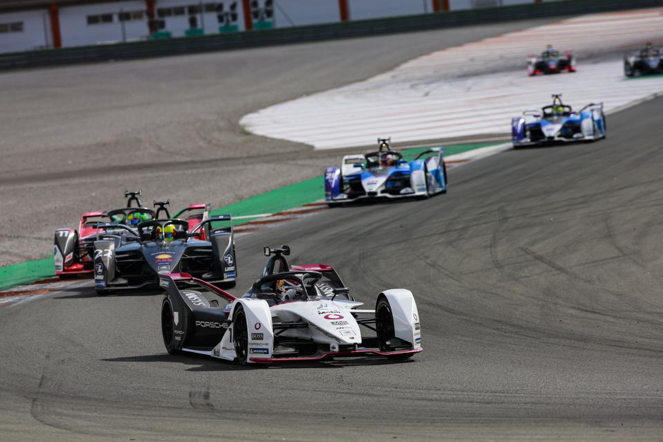Formula E - Valencia Tests