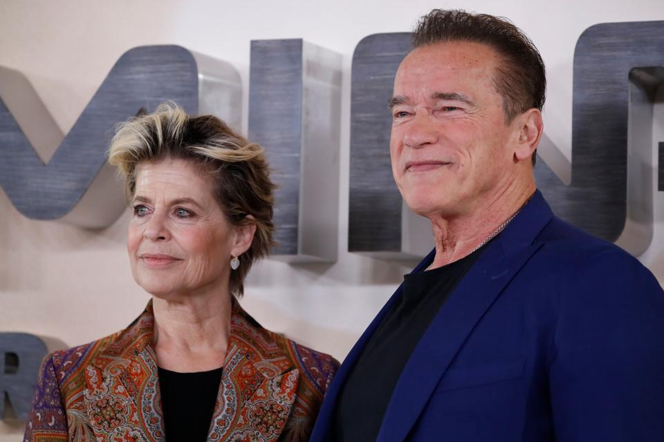 Linda Hamilton, Arnold Schwarzenegger, interview, Terminator, Dark Fate, box office, news