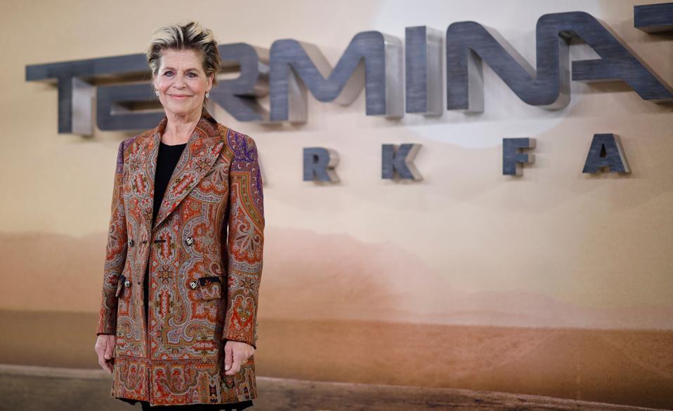 Linda Hamilton, Terminator, Dark Fate, interview, sequel, news, Arnold Schwarzenegger, age