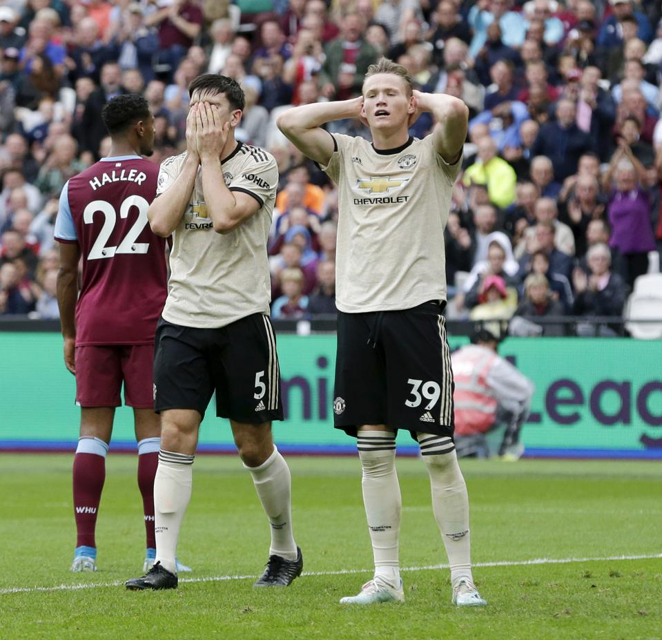 Manchester United's Poor Summer Transfer Window Comes Back To Haunt Them