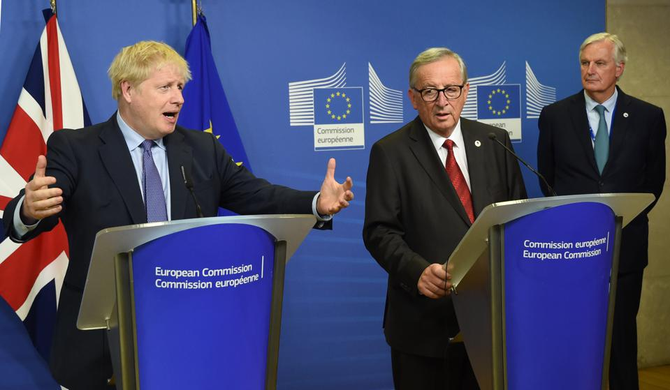 Leaders Attend European Council Meeting