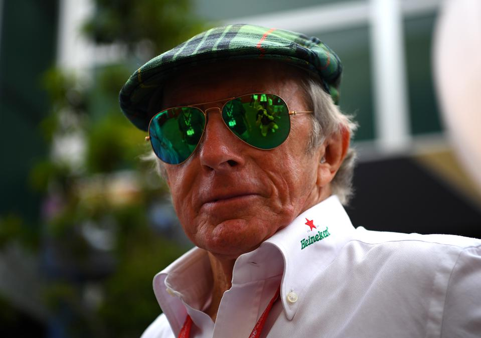 Former F1 champion Sir Jackie Stewart says Silverstone will need funding from F1 to host a race without spectators (Clive Mason/Getty Images)