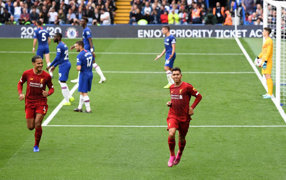 Liverpool Show How Far They've Moved On From Chelsea Rivalry