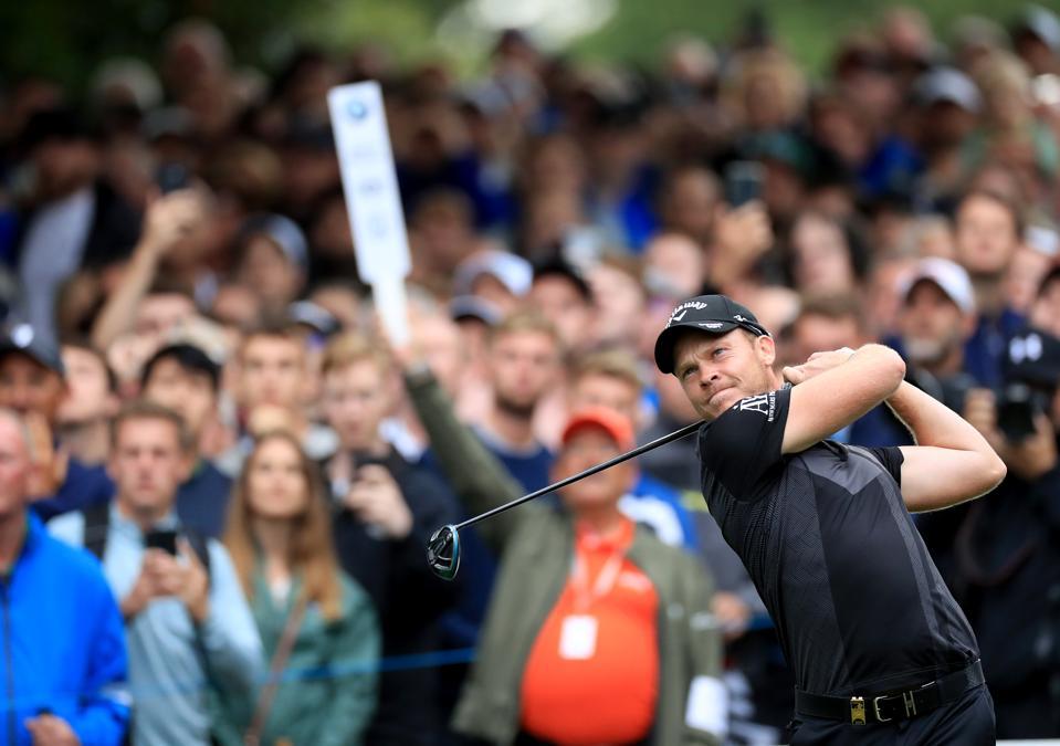 BMW PGA Championship - Danny Willett