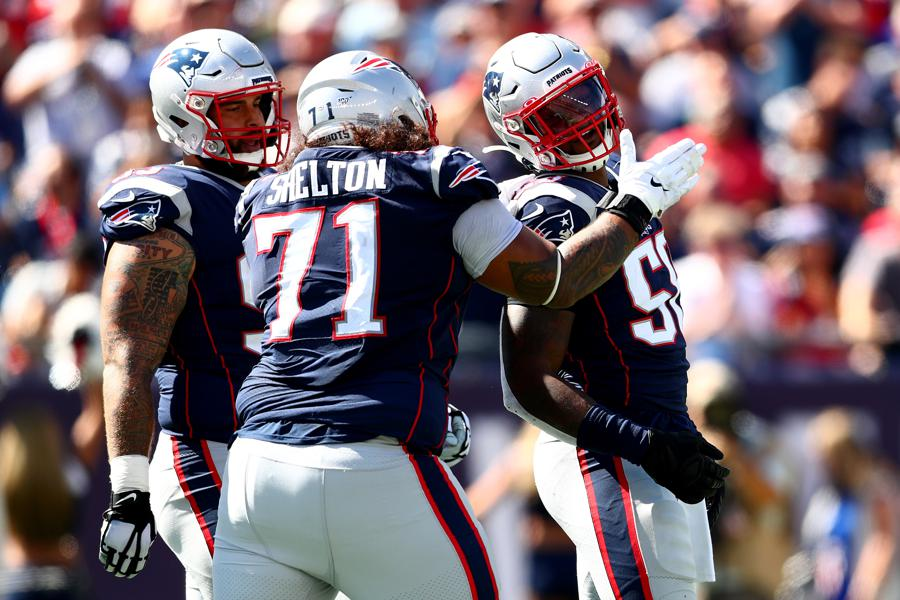Linebacker Jamie Collins Making A Second-Wave Splash With Patriots
