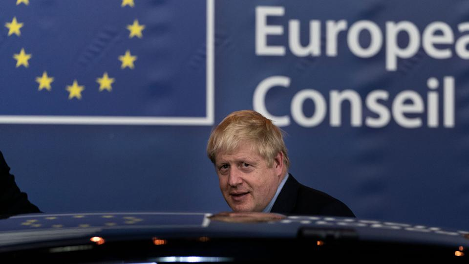 Brexit In Limbo: Johnson Pauses Withdrawal Deal And Could Call An Election