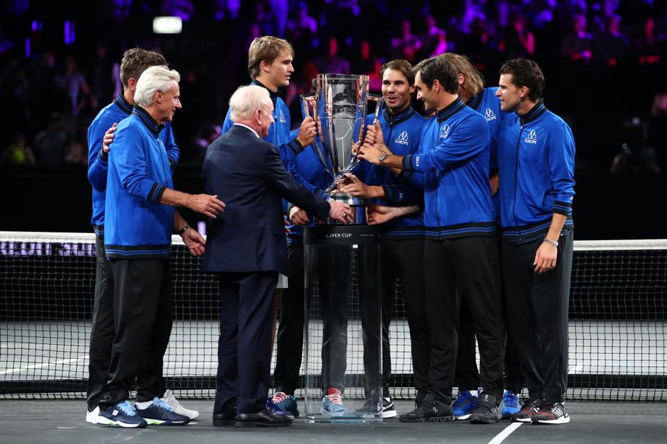 The Laver Cup Is Heading To Boston In 2020