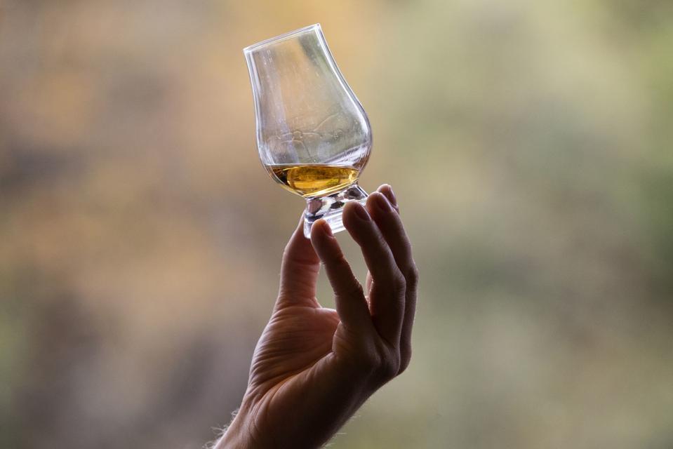 Whisky Scotch whisky glencairn.