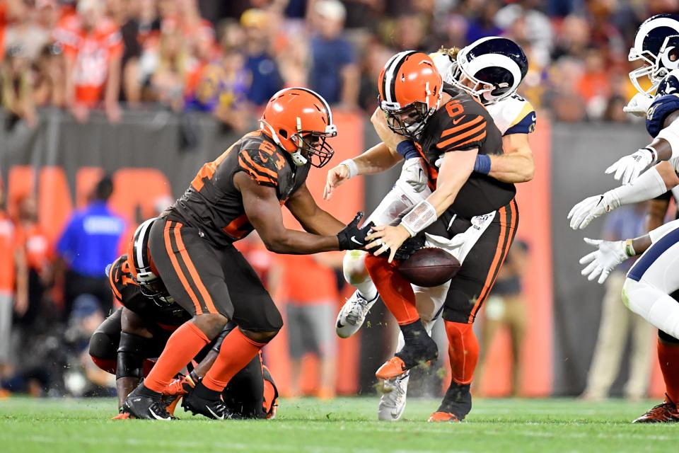 Image result for browns vs rams