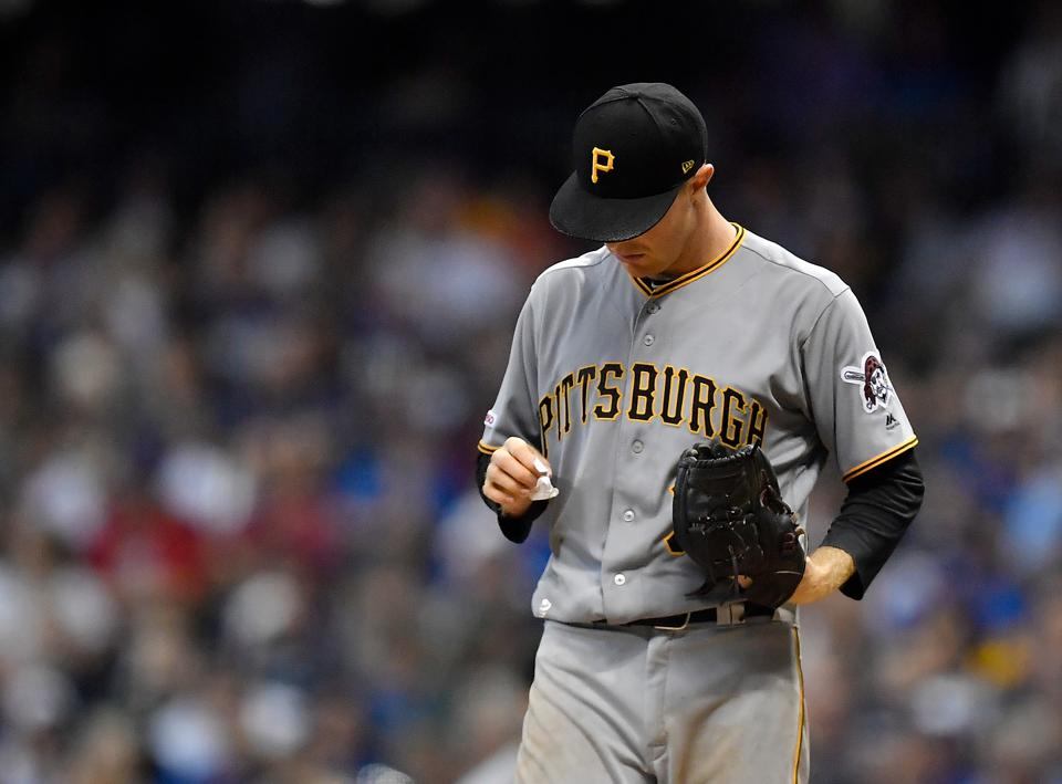 Pittsburgh Pirates Bring Back Cursive