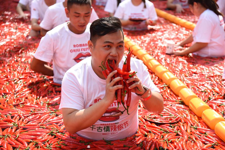 Can Chili Peppers Prevent Heart Attacks And Strokes? What This Study Really Says