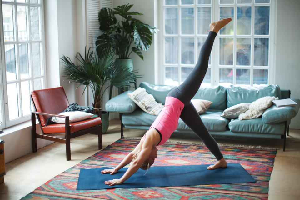 Best yoga gear for at home