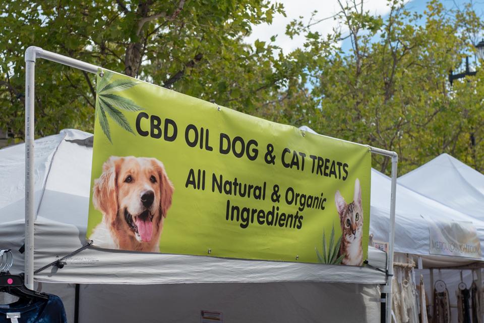 Huile de CBD CBD Dog And Cat Treats