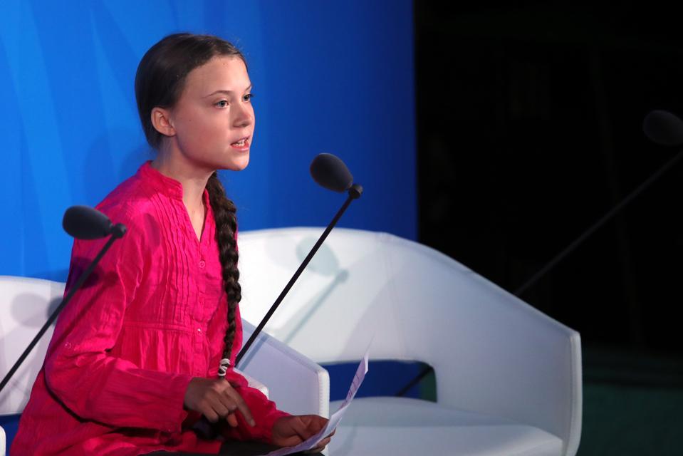 Greta Thunberg: Why She Called Aspergers Her Superpower