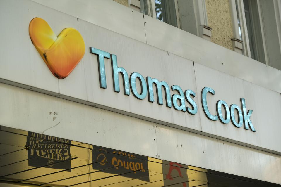 How Hedge Funds Profit From 150,000 Stranded Thomas Cook Vacationers