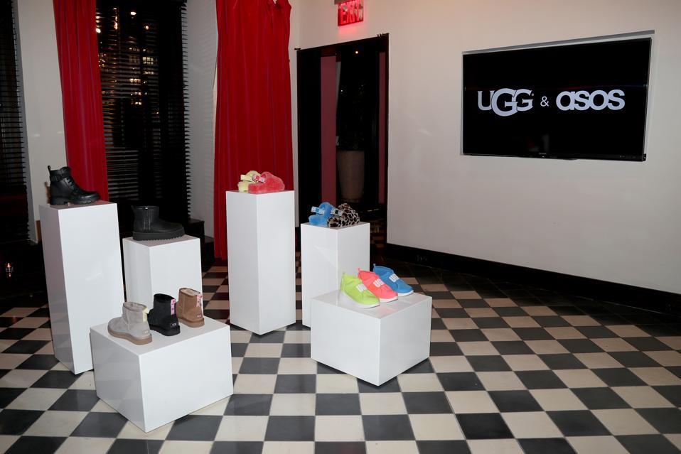UGG x ASOS Launch Dinner