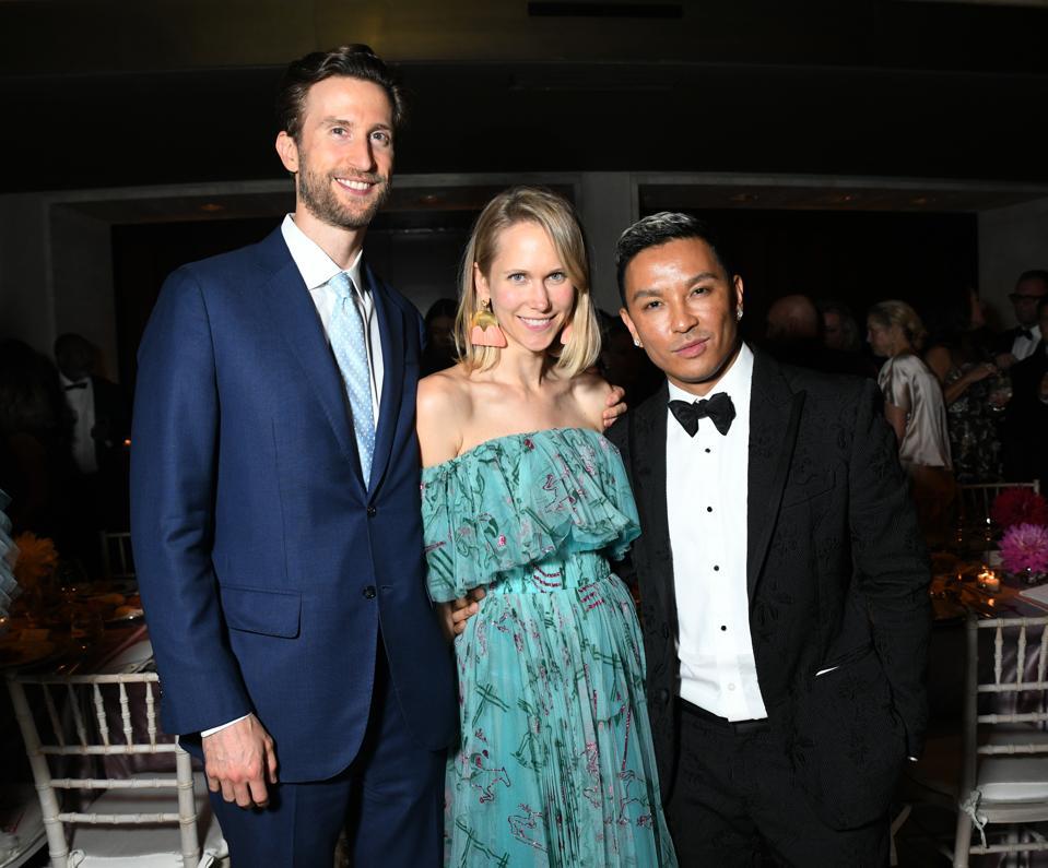 New York City Ballet 2019  Fall Fashion Gala