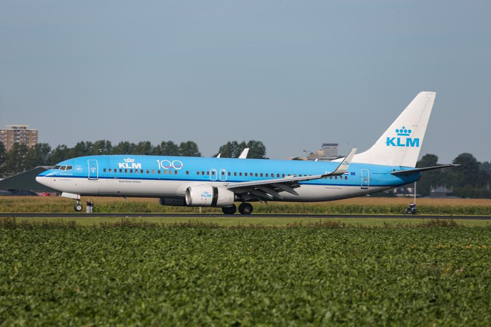 KLM airlines travel trends 2020