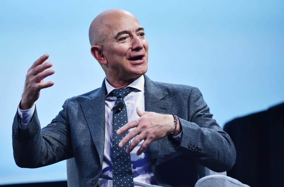 Jeff Bezos Has Now Sold Over $4 Billion Worth Of Amazon Shares In The Past Week