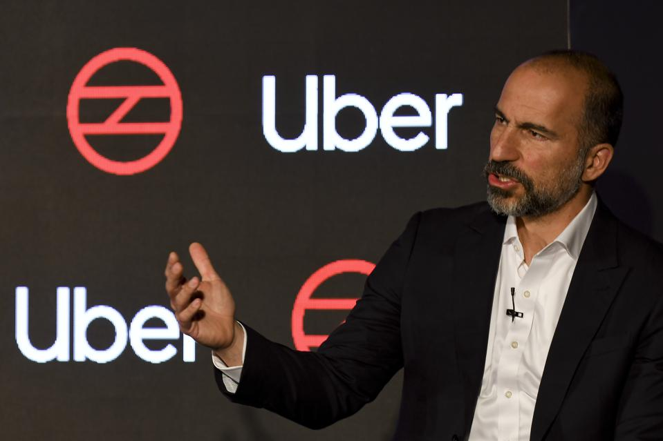 Uber's Disappointing Quarter Sets The Stage For A Sell-off Ahead Of Wednesday's IPO Lock-up Expiration