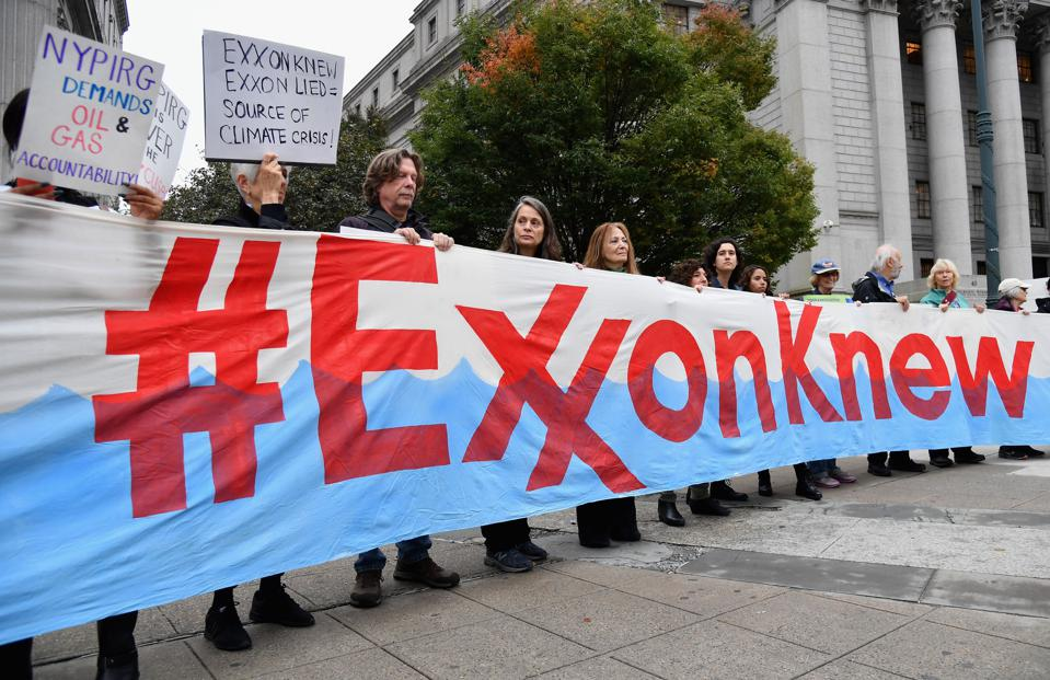 Exxon Knew. Did They, Though?