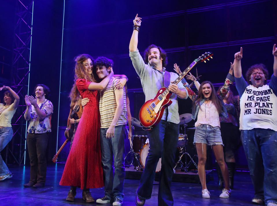 It's All Happening': 'Almost Famous The Musical' Is Just As