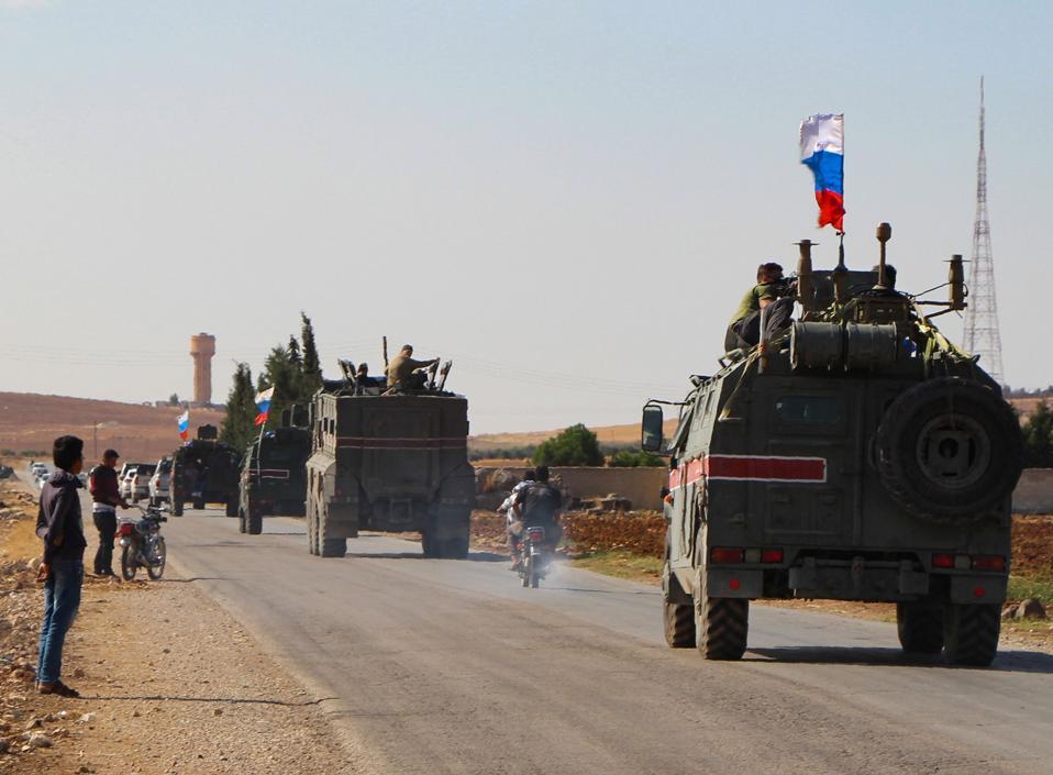 TOPSHOT-SYRIA-TURKEY-RUSSIA-CONFLICT-KURDS