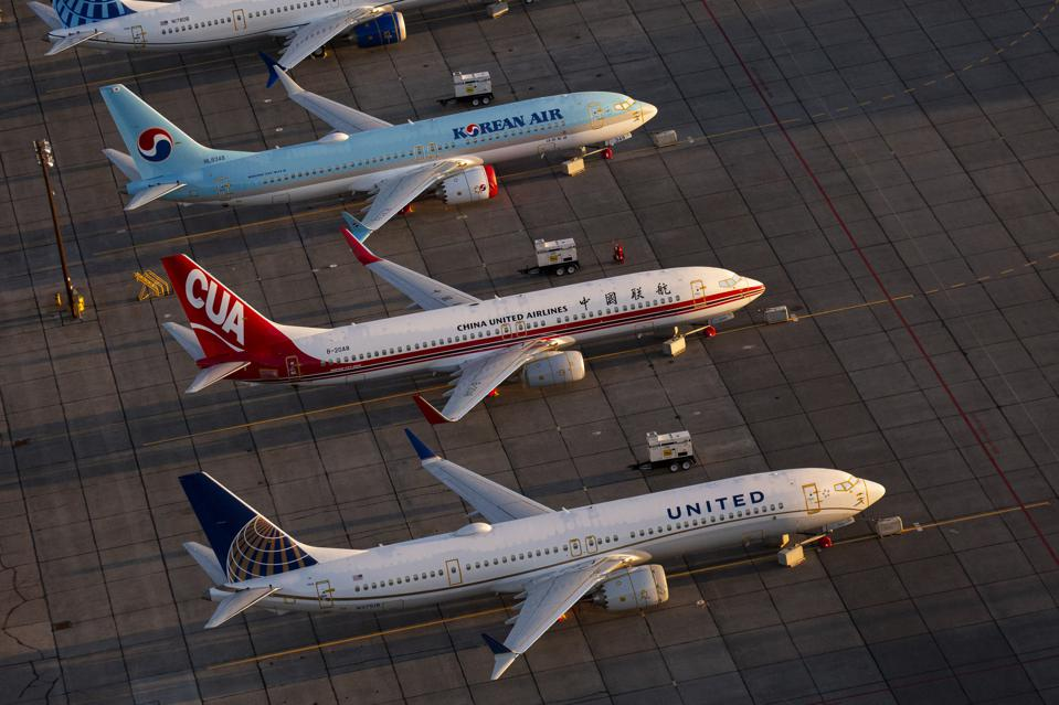 Boeing Reports Third-Quarter Earnings Amid 737 MAX Crisis
