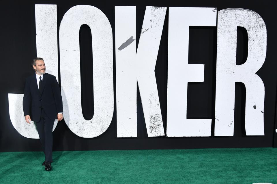 Premiere på Warner Bros-billeder ″ Joker ″ - Ankomster
