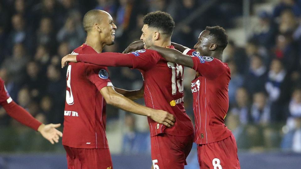 Liverpool team news Watford
