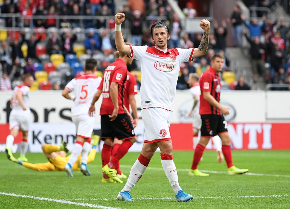 Fortuna Duesseldorf v Sport-Club Freiburg - Bundesliga
