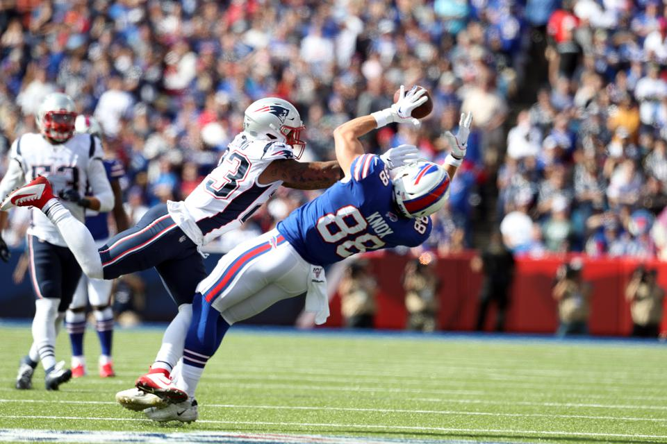 Why Tight End Dawson Knox Is An Undervalued Weapon On The Buffalo Bills