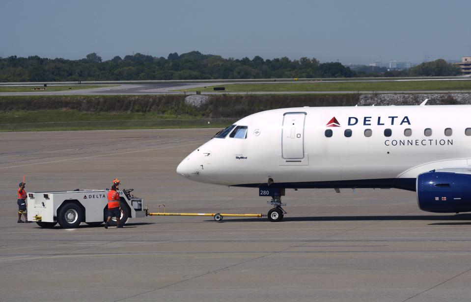 Delta Air Lines. It's one of the best airlines to fly this fall.