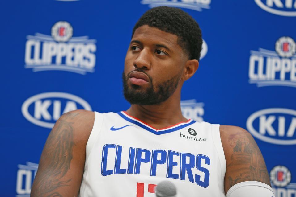 Resultado de imagen para Paul George, Los Angeles Clippers