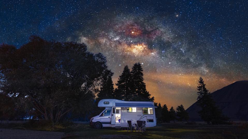 Osservare le stelle nell'emisfero meridionale, come in Nuova Zelanda, è un must.