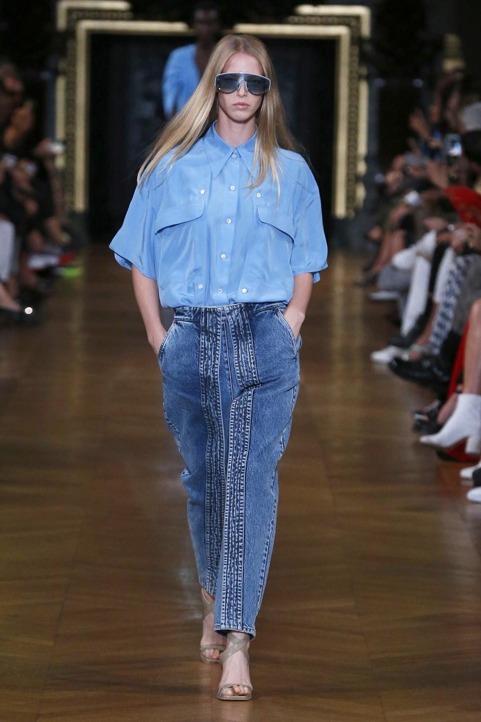 Denim Trends Spring 2020.Top 10 Trends From The Spring 2020 Fashion Shows