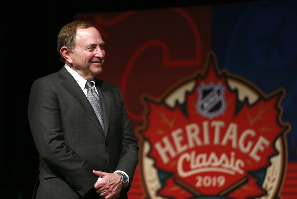 2019 Tim Hortons NHL Heritage Classic - Legacy Luncheon