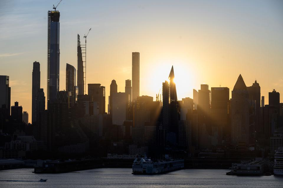 US-NYC-CITYSCAPE