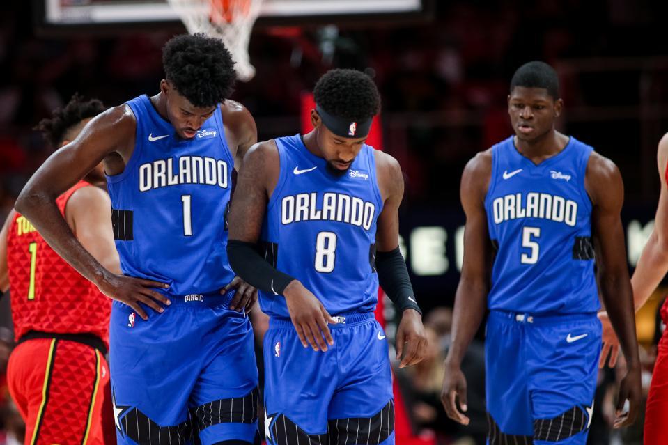 Orlando Magic v Atlanta Hawks