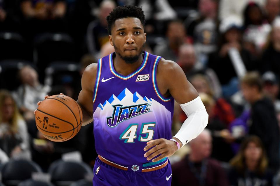 Is Donovan Mitchell Making The Leap For The Utah Jazz