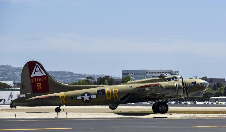 What Price Nostalgia: After B-17 Crash, How Safe Are Vintage Aircraft?
