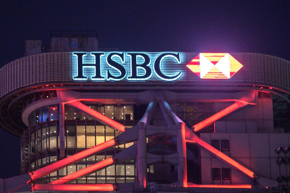 HONG KONG-HSBC-RESULT