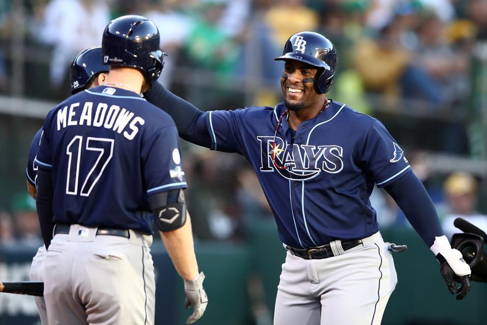 Wild Card Round - Tampa Bay Rays v Oakland Athletics