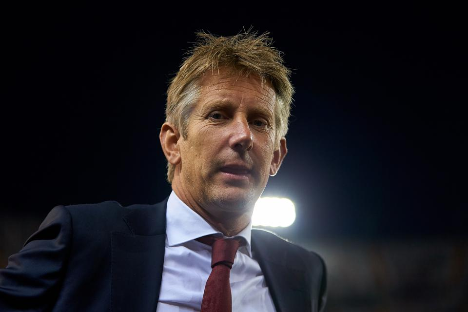 Edwin Van Der Sar Isn't The Director Of Football Manchester United Need