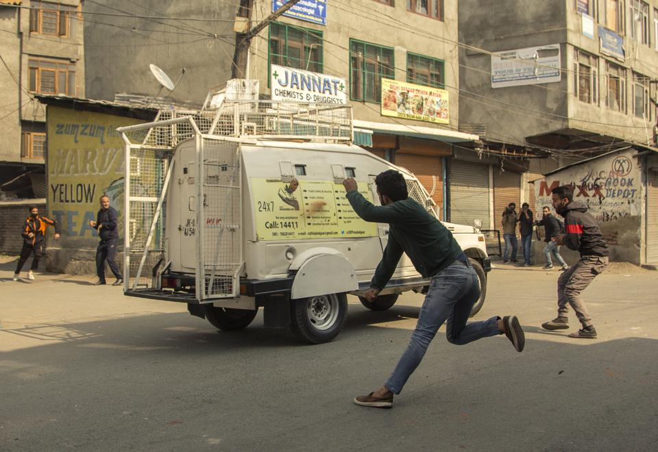 India Revokes Special status of Kashmir