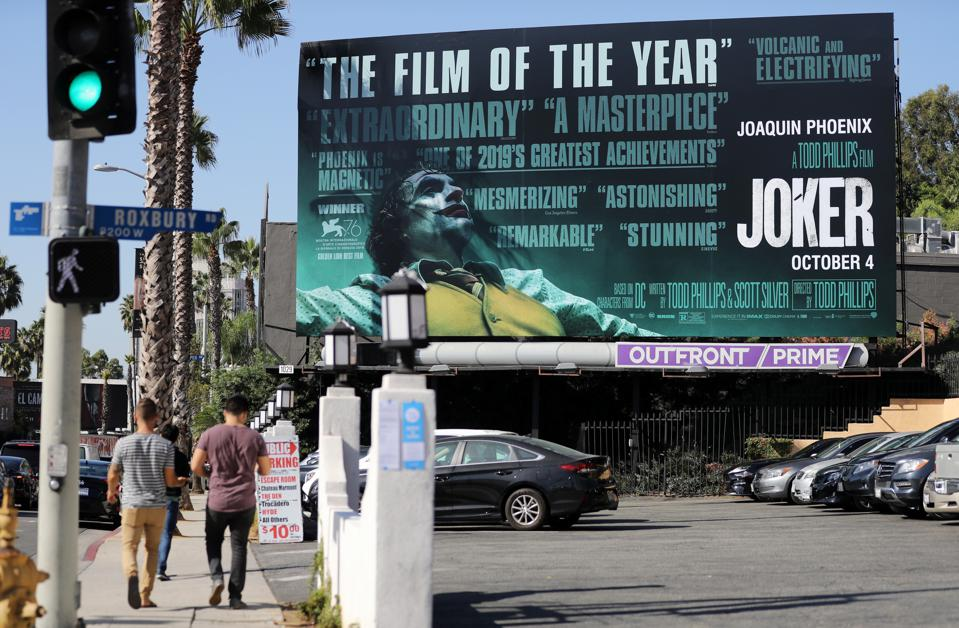 New ″Joker″ Movie Spurs Threats Of Violence At Theaters On Opening Weekend
