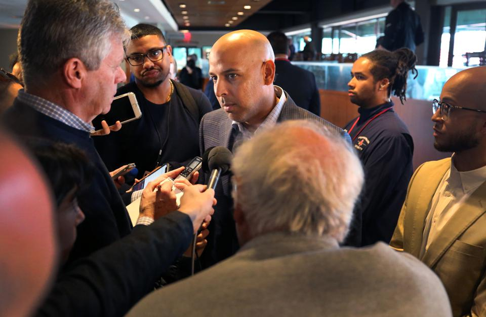 New Boston Red Sox Chief Baseball Officer Chaim Bloom