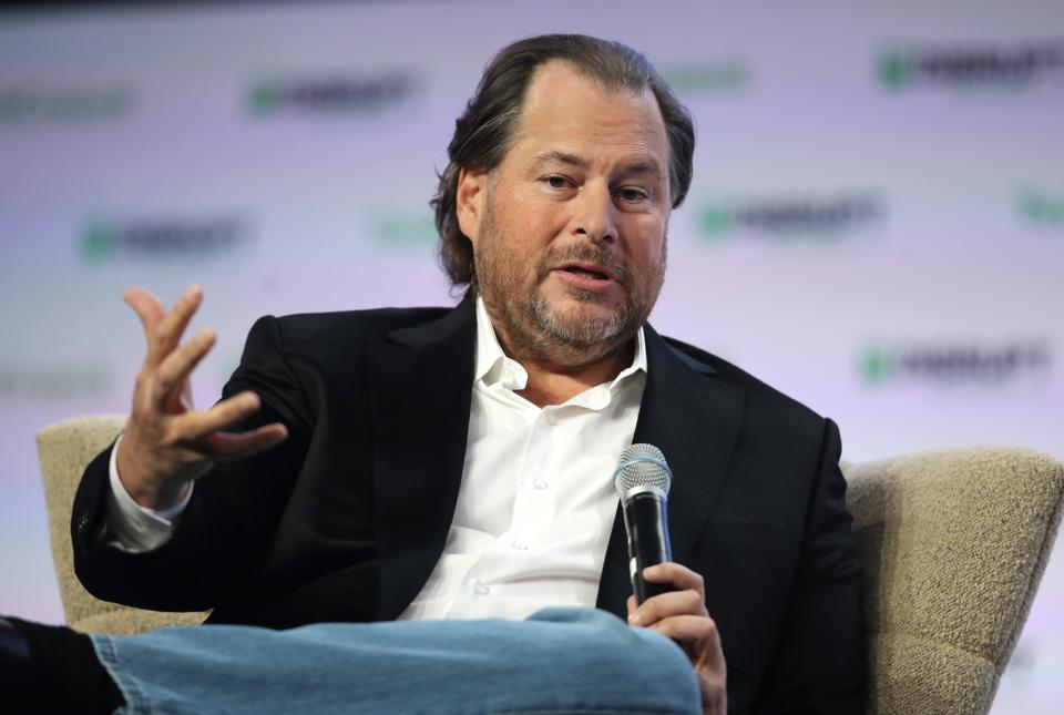 Salesforce.com CEO: What They Don't Teach You In Business School